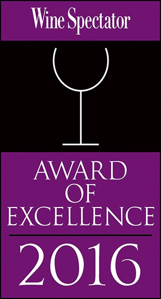 Award of Excellence 2016